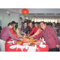 2011年马来西亚陈氏宗亲总会辛卯年新春大团拜
