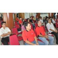 2010年11月21日 -  青年团办健康讲座
