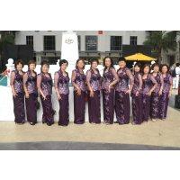 妇女组出席《第四届国际开漳圣王文化联谊大会》(2012年6月29日)